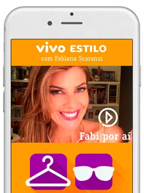 App Vivo Mulher
