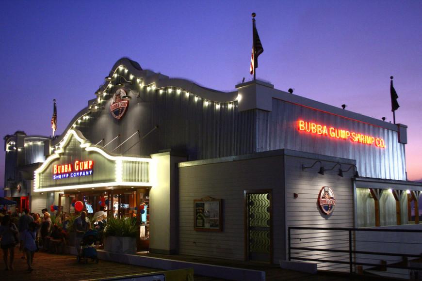Que tal uma parada em um dos mais famosos restaurantes da cidade?
