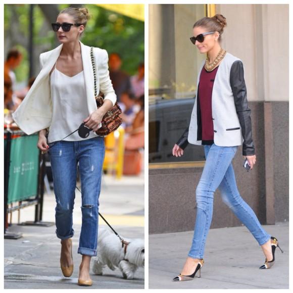 As duas caras da calça jeans.