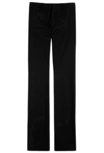 Calça de alfaiataria preta