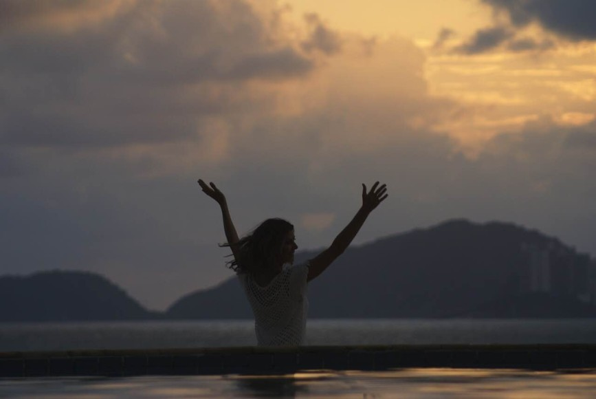 Viajar sozinha é uma chance de ter um tempo de qualidade consigo mesma!