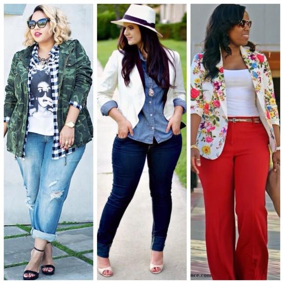 Blazers e jaquetas