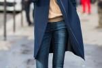 A cor fica linda se combinada com jeans.
