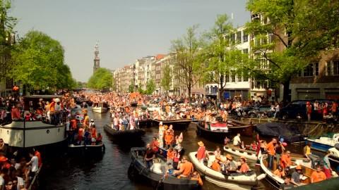 Canal Festival em Amsterdam (Imagem: Divulgação)