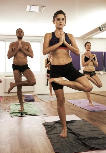 (Hot Yoga São Paulo/Marcelo Saraiva)