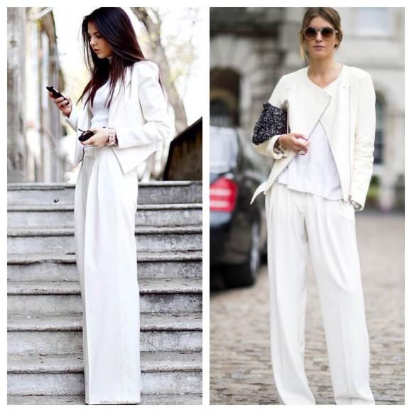 Pantalonas são lindas e deixam o visual moderno
