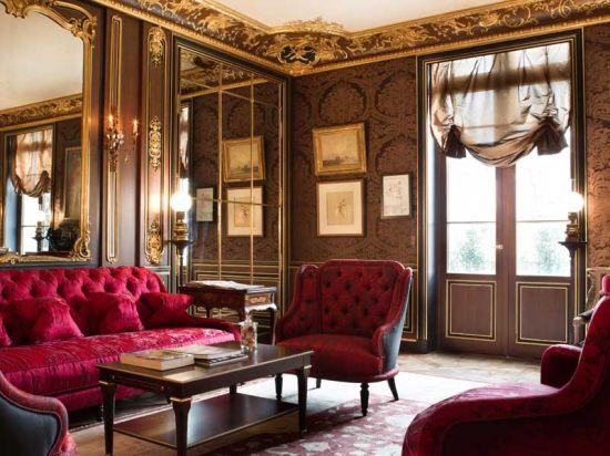 Ambiente gostoso e decoração exclusiva no La Reserve Hotel e Spa (Imagem: Divulgação)