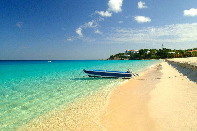 Meads Bay Beach - Anguilla