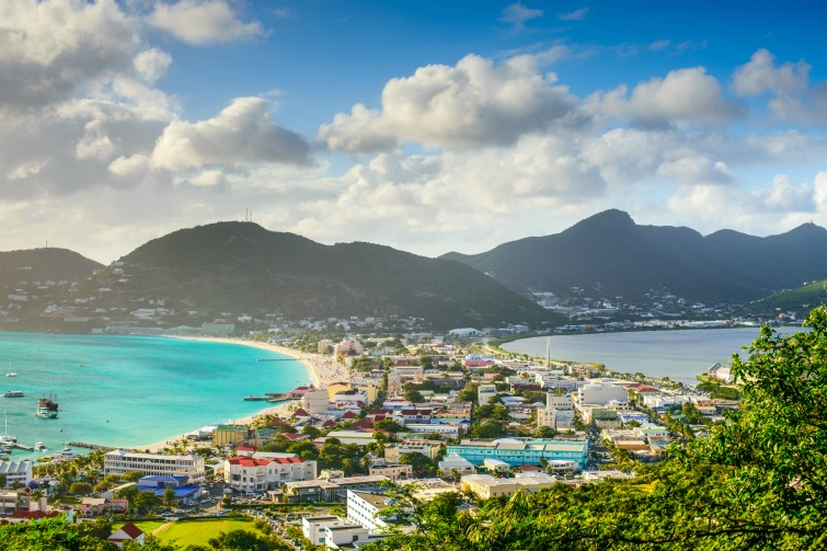 St.-Maarten_A-view-of-capital-Philipsburg-from-the-Great-Salt-Pond