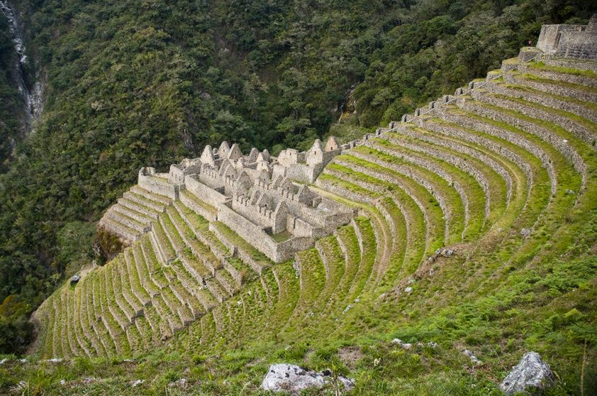 machu ruinas Winay Wayna