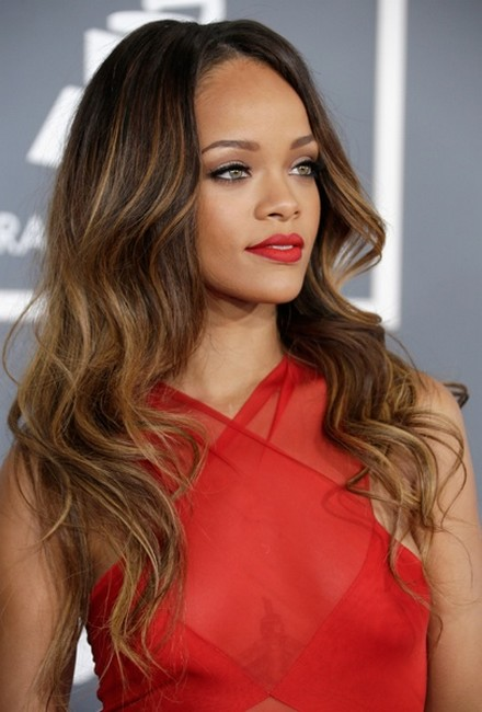 What-is-Ombre-Hair-Rihanna