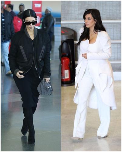 kimkardashian look
