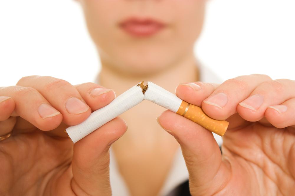 Como deixar de fumar sou grávida
