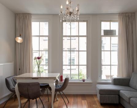 Apartamento em Amsterdã