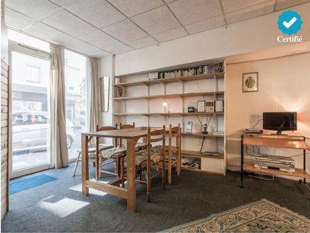 Apartamento em Paris, em Montmartre de €380 a €695 por semana, conforme temporada
