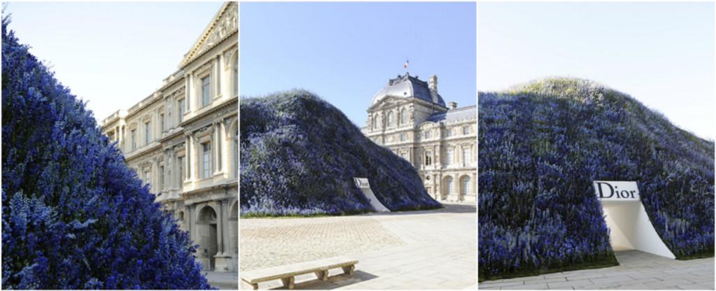 Dior no Louvre
