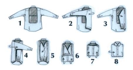 How-to-pack-shirts