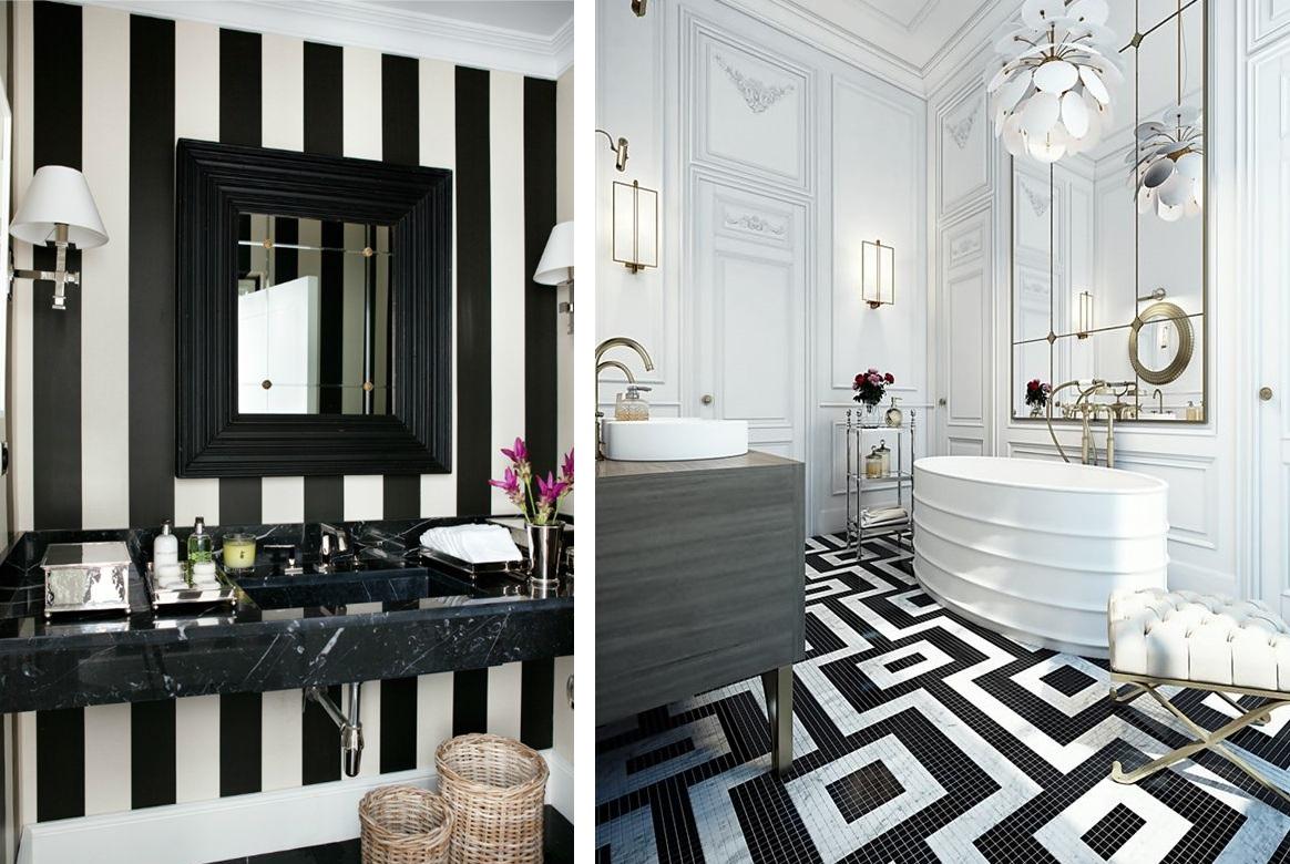 Como Decorar Sua Casa Usando Preto E Branco Fabiana Scaranzi