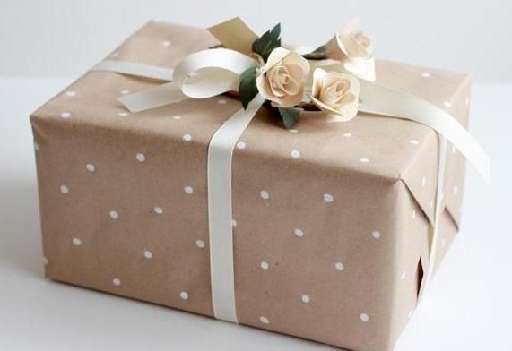 Wedding Gifts Packing Designs: Aprenda A Fazer Laços De Presentes Lindos E Elegantes