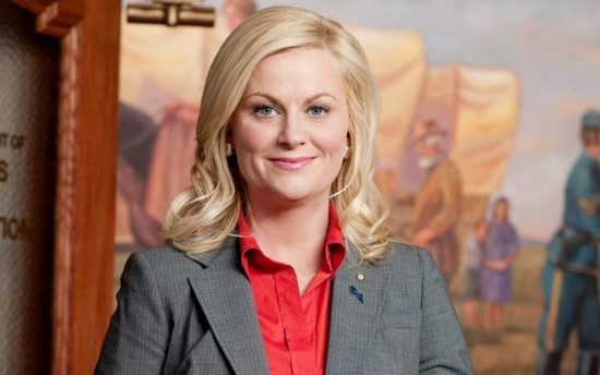 Leslie Knope- Parks and Recreation