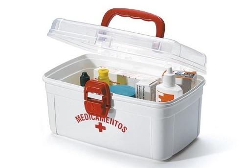 caixa remedios