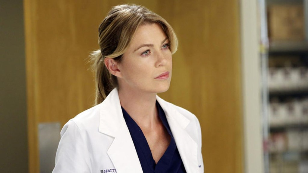 meredith grey - greys anatomy