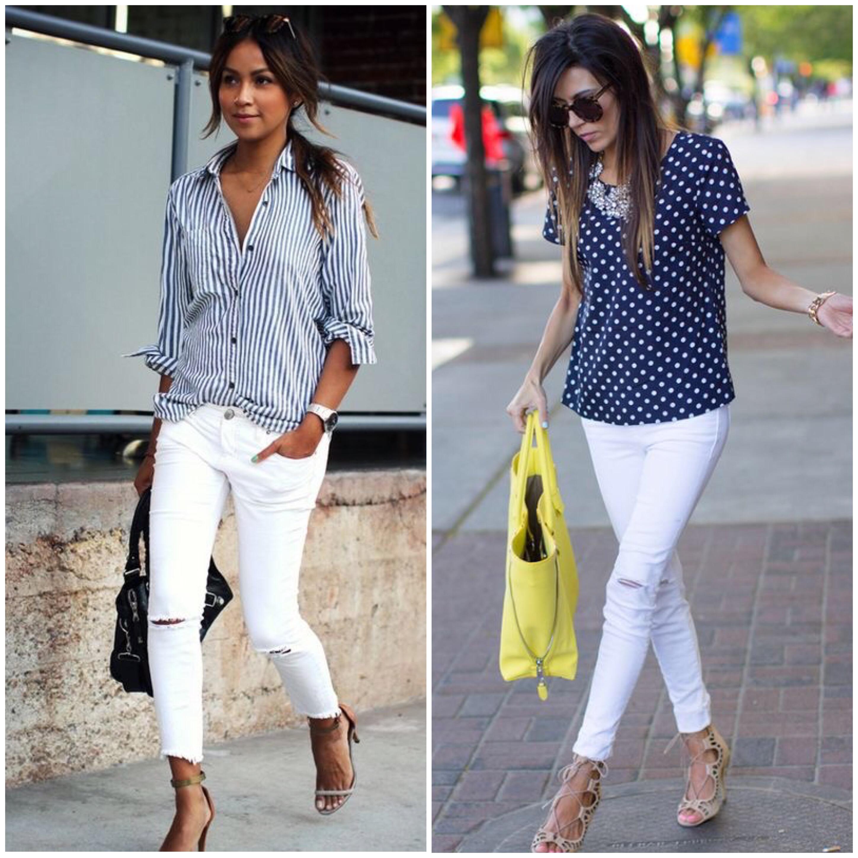 Aprenda a usar calça branca sem medo! | Fabiana Scaranzi