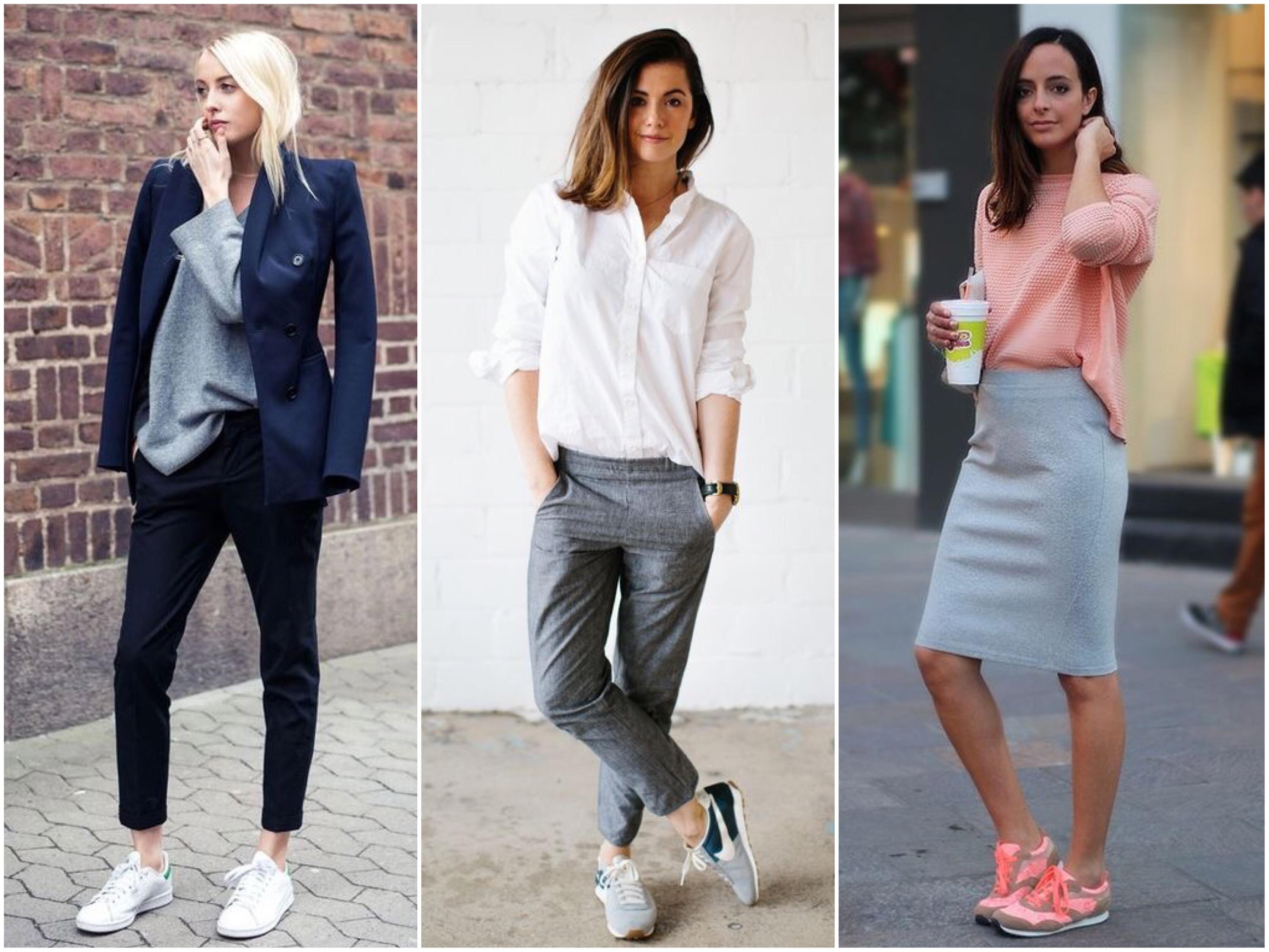 335dfb0bf Alfaiataria e tênis = a moda pegou! | Fabiana Scaranzi