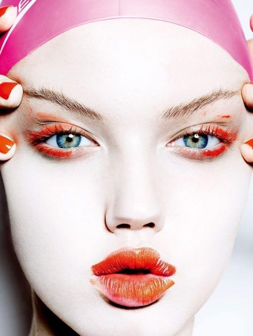 (Foto: Mario Testino para Vogue Japão)