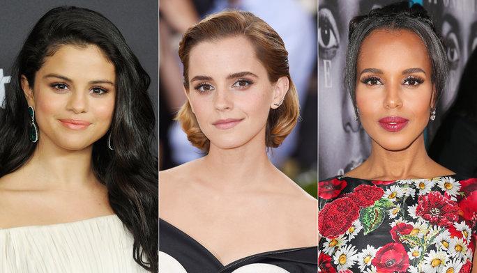 Selena Gomez, Emma Watson e Kerry Washington unidas em busca da sororidade profissional