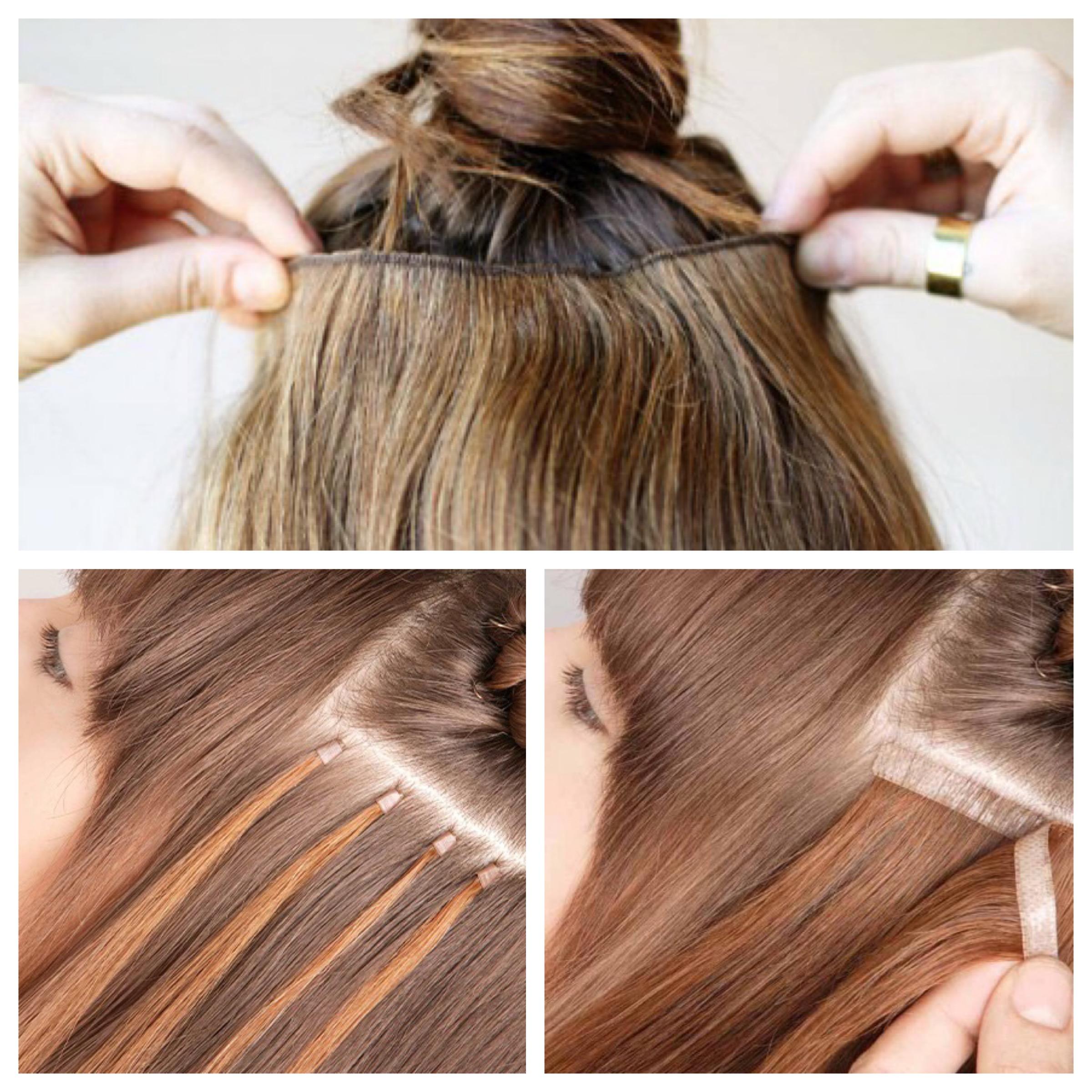 b382e8542 Alongamento para cabelo: saiba tudo sobre os 3 tipos mais populares ...