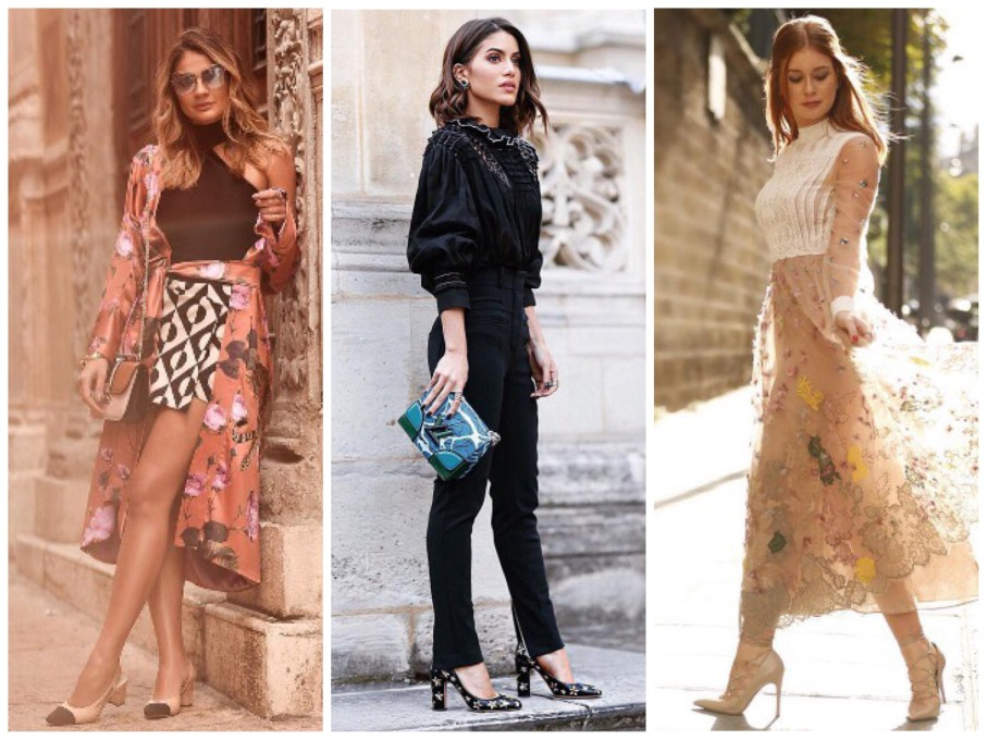 Thassia Naves, Camila Coelho e Marina Ruy Barbosa são exemplos de fashionistas brasileiras pra ficar de olho!