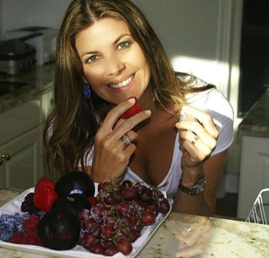 Frutas vermelhas são as minhas preferidas!