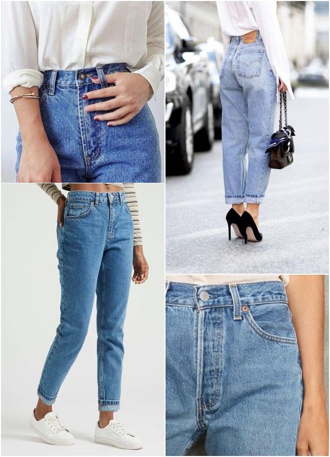 Resultado de imagem para mom jeans