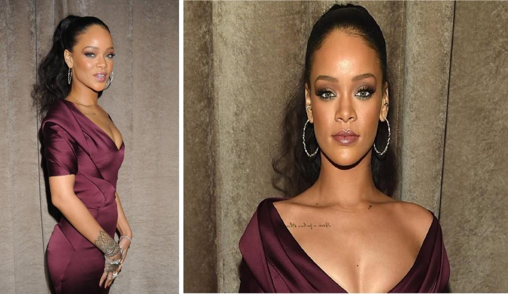 Rihanna mostra seu lado sensível e criativo de pisciana em suas músicas