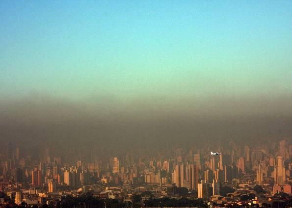 poluente-poluicao