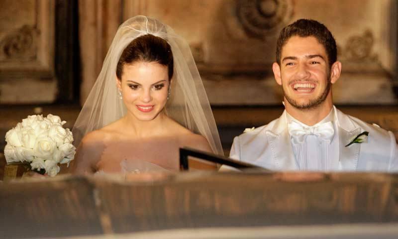 Sthepany Brito e Alexandre Pato: casamento só durou um ano