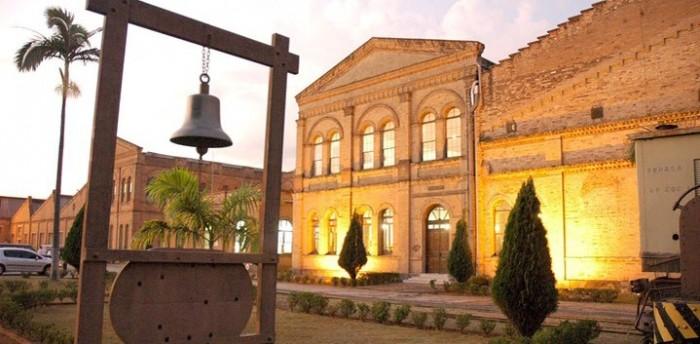 Museu Ferroviário de Jundiaí (Foto: Prefeitura de Jundiaí)