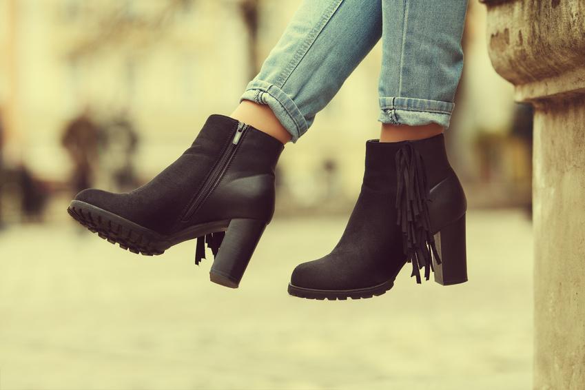 destaque botas