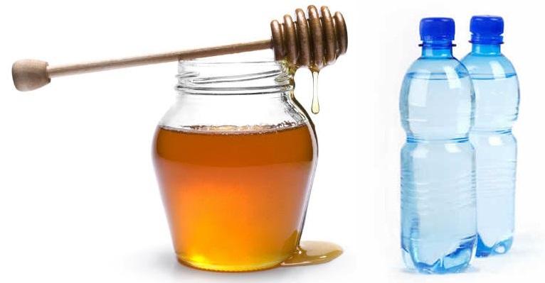 mel e agua