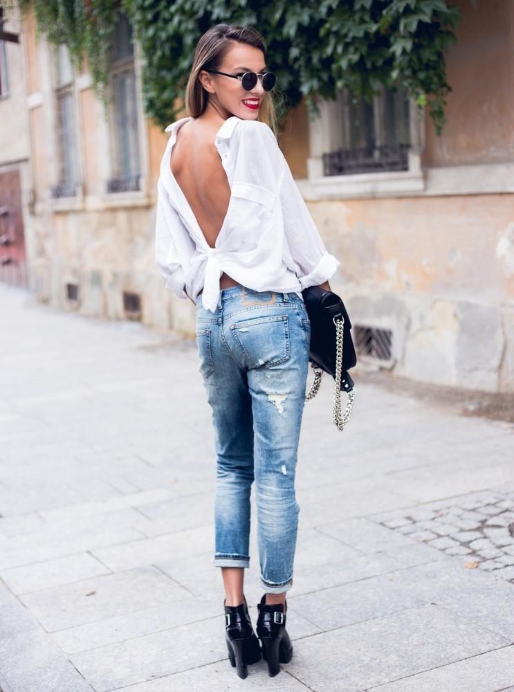 moda - camisa branca foto de dentro 3