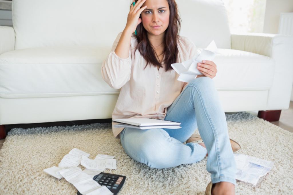 dinheiro - ansiedade financeira foto destaque